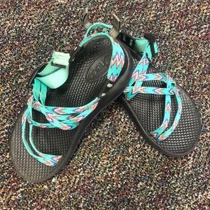 Girls size 2 Chaco Great Condition!